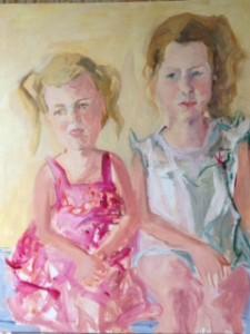 Bertille et Ernestine 73x60